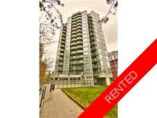 Yaletown Apartment for rent:  1 bedroom 591 sq.ft. (Listed 2014-09-30)