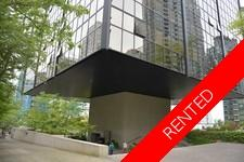 Coal Harbour Apartment for rent: The Qube 2 bedroom 900 sq.ft. (Listed 2017-06-01)